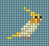 Alpha pattern #38201