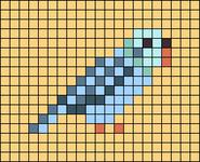 Alpha pattern #38203