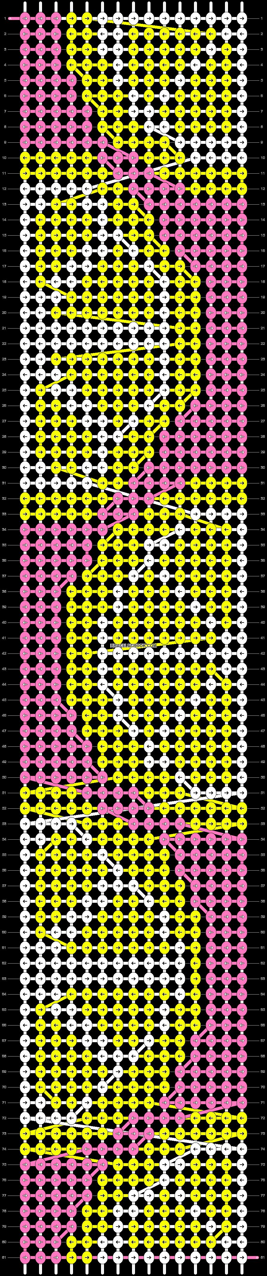 Alpha pattern #38216 pattern