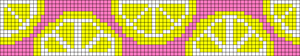 Alpha pattern #38216