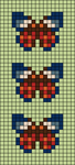 Alpha pattern #38238