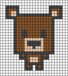 Alpha pattern #38240