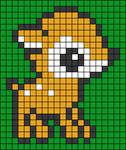 Alpha pattern #38268