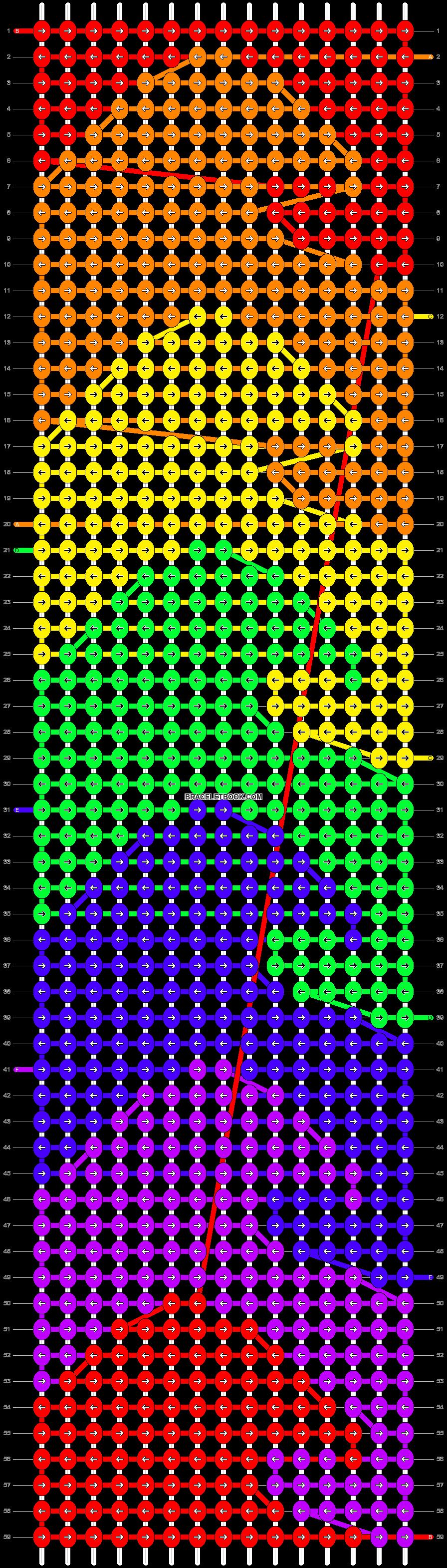 Alpha pattern #38272 pattern