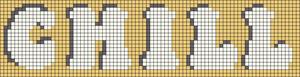 Alpha pattern #38274