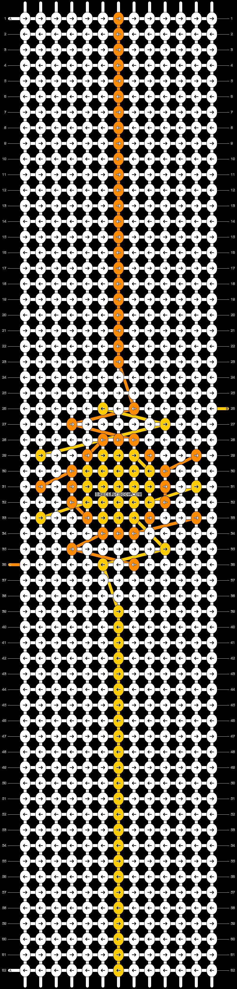 Alpha pattern #38276 pattern