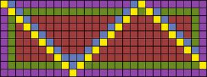 Alpha pattern #38286