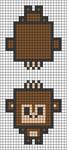 Alpha pattern #38299