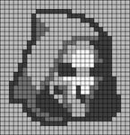 Alpha pattern #38302