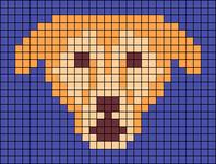 Alpha pattern #38309