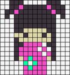 Alpha pattern #38310
