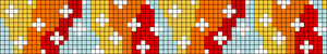 Alpha pattern #38311