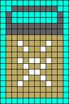 Alpha pattern #38312