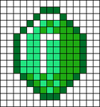 Alpha pattern #38315