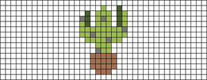 Alpha pattern #38319