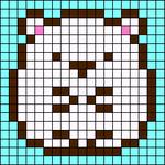 Alpha pattern #38321