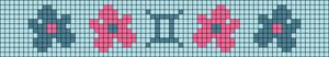Alpha pattern #38327