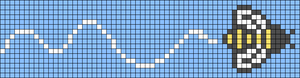 Alpha pattern #38329