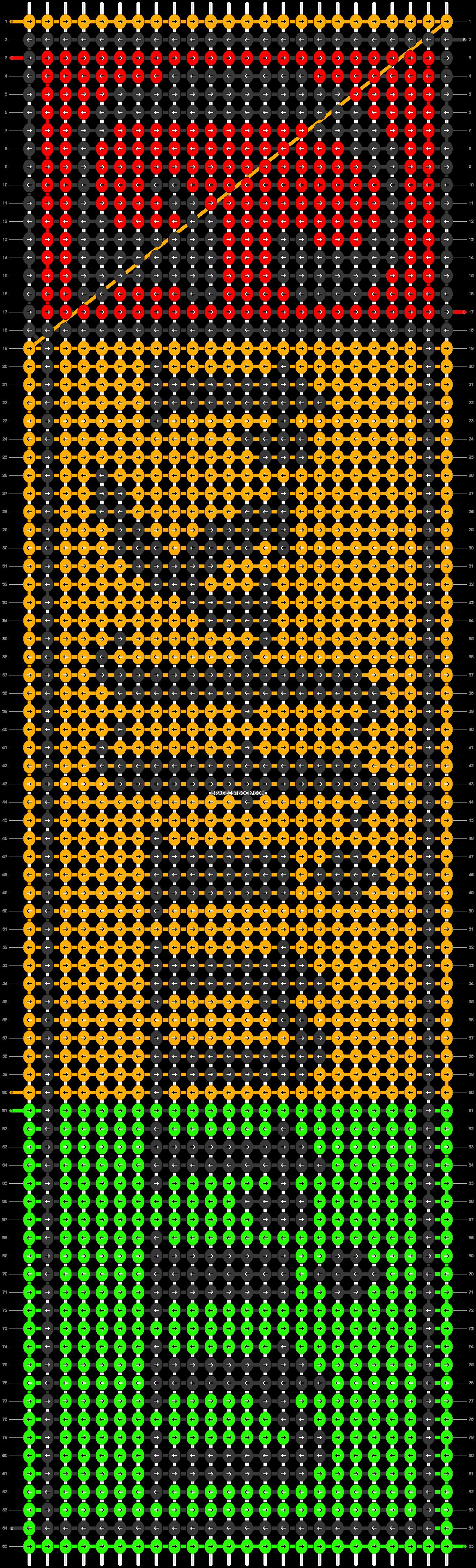 Alpha pattern #38332 pattern