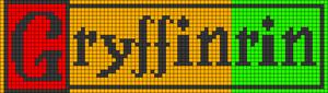 Alpha pattern #38332