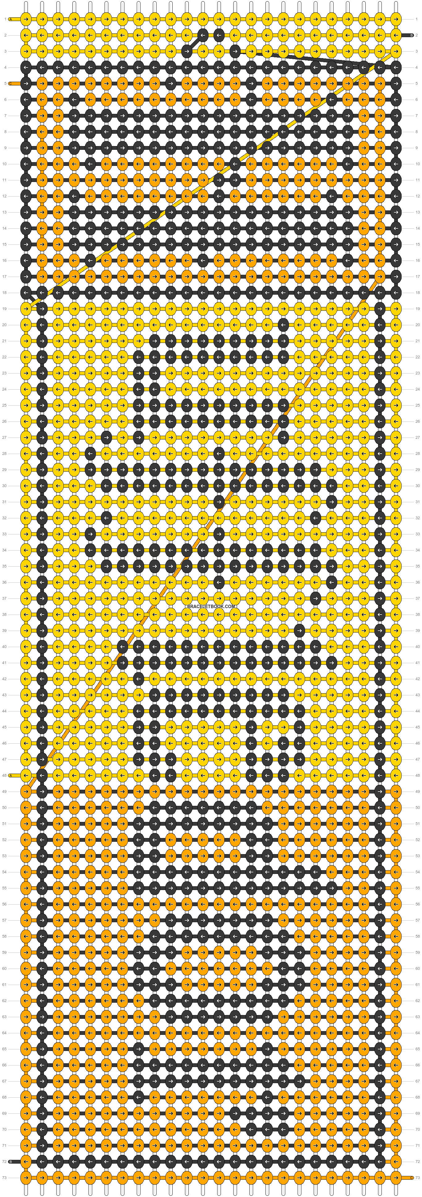 Alpha pattern #38333 pattern