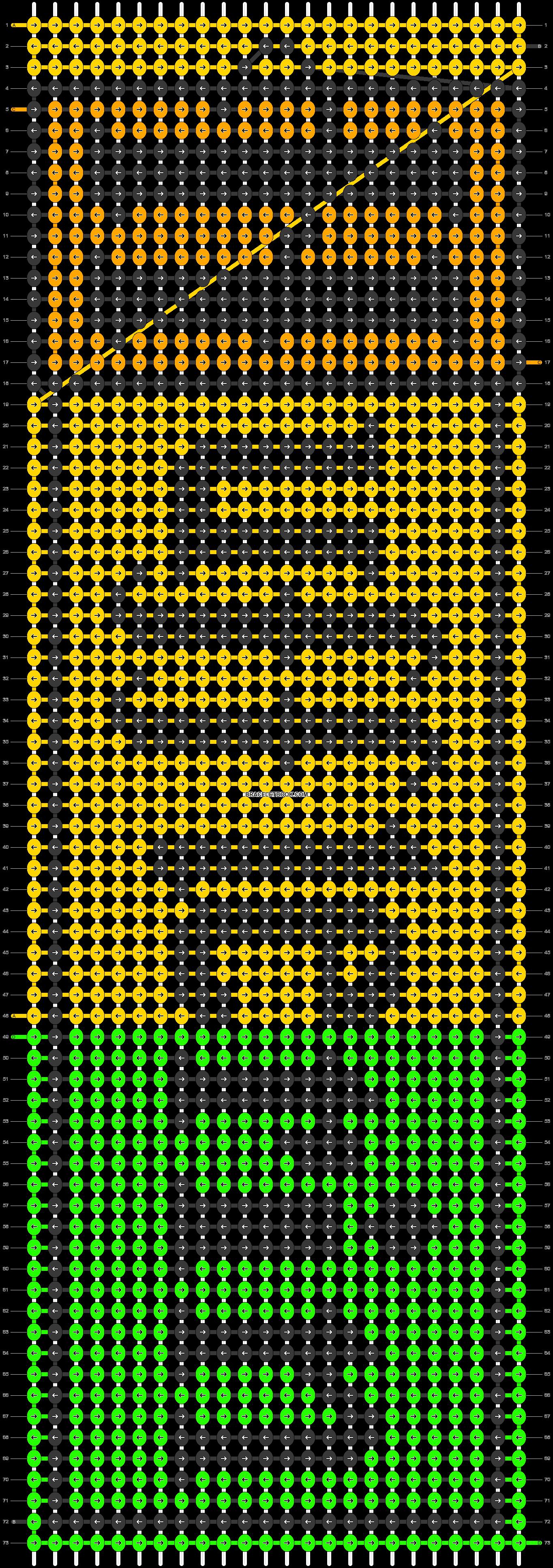 Alpha pattern #38336 pattern