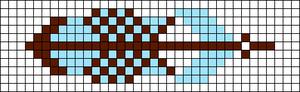 Alpha pattern #38344
