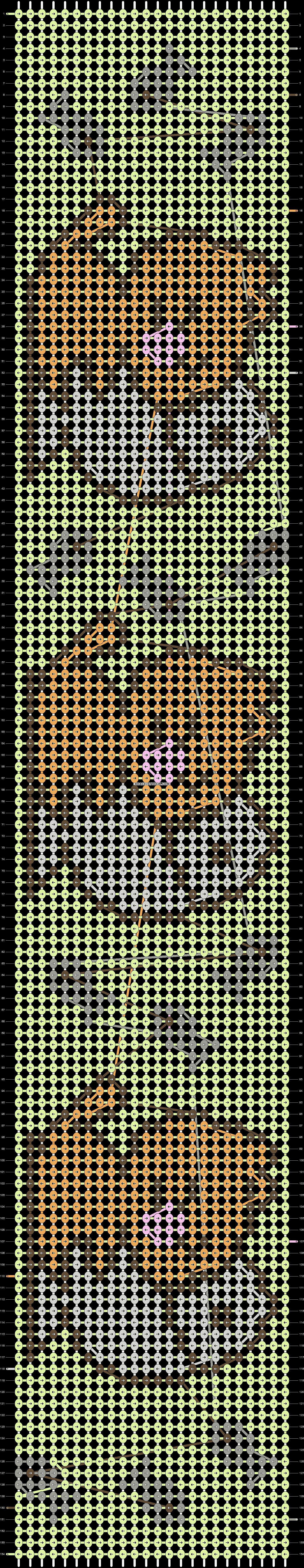Alpha pattern #38349 pattern