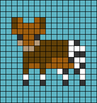 Alpha pattern #38350