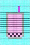 Alpha pattern #38351