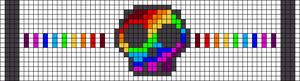 Alpha pattern #38353
