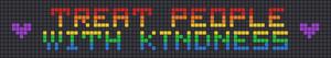 Alpha pattern #38357