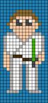 Alpha pattern #38362