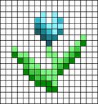Alpha pattern #38368