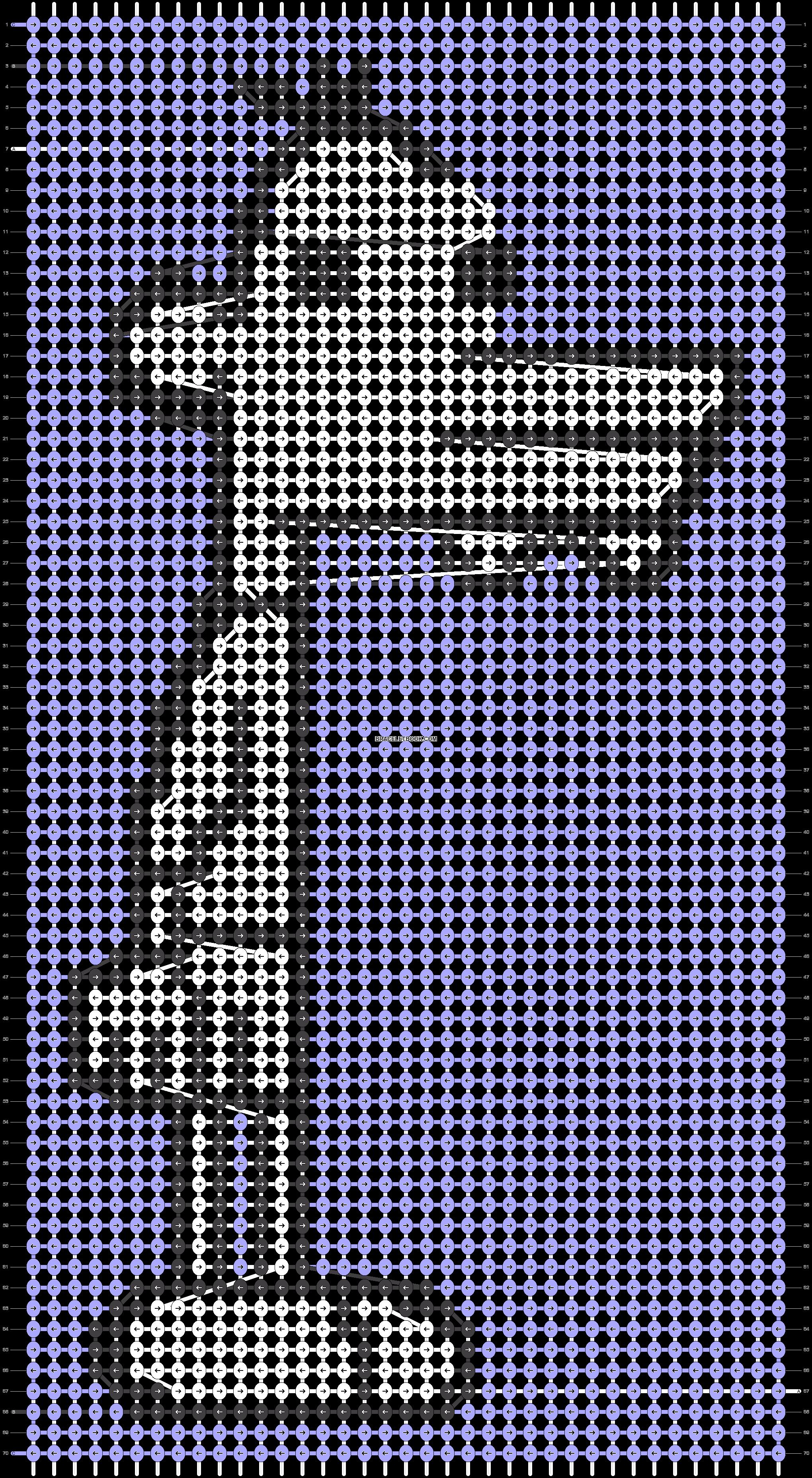 Alpha pattern #38373 pattern