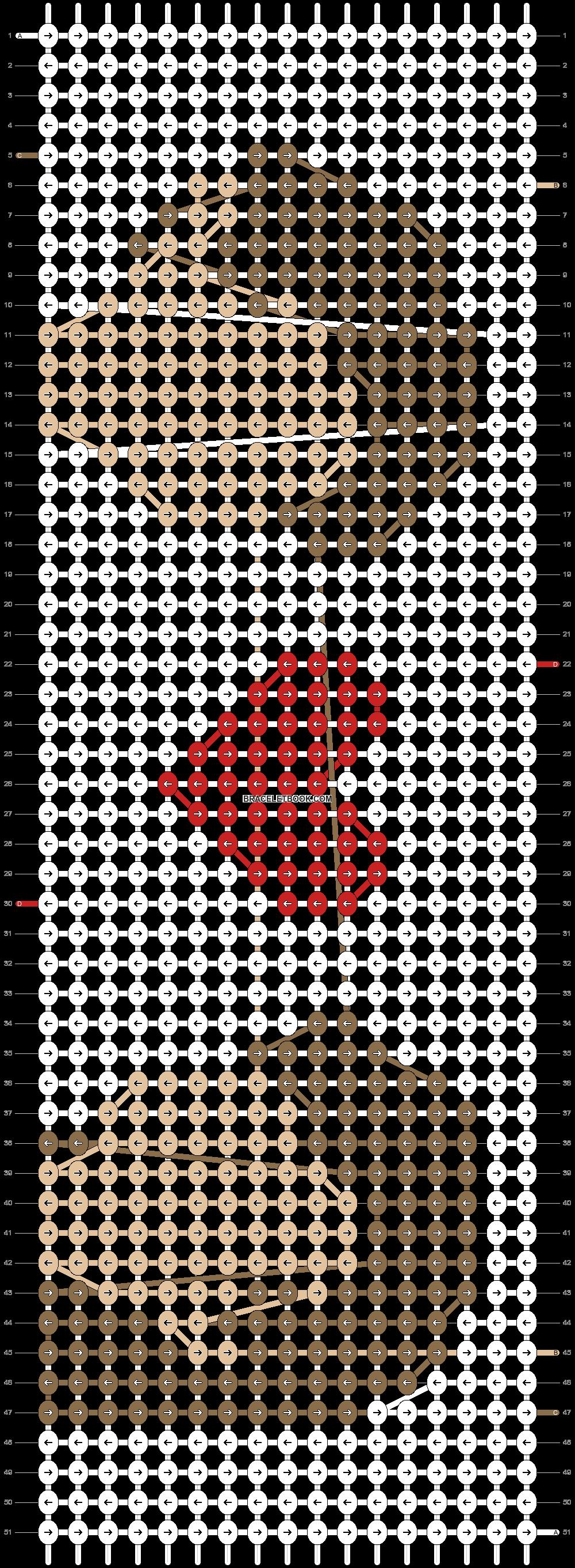 Alpha pattern #38378 pattern