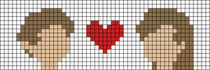 Alpha pattern #38378