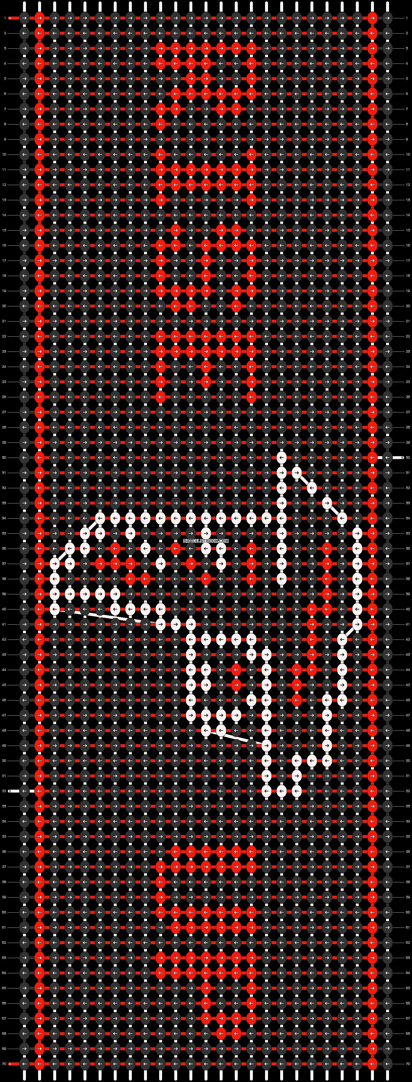 Alpha pattern #38385 pattern