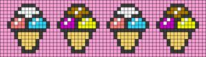 Alpha pattern #38391
