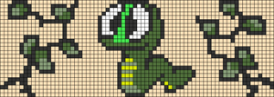 Alpha pattern #38397