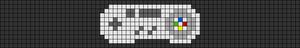Alpha pattern #38399