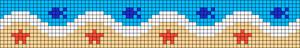 Alpha pattern #38419