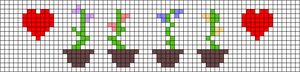 Alpha pattern #38468