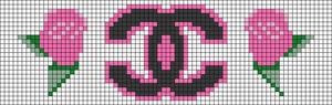 Alpha pattern #38471