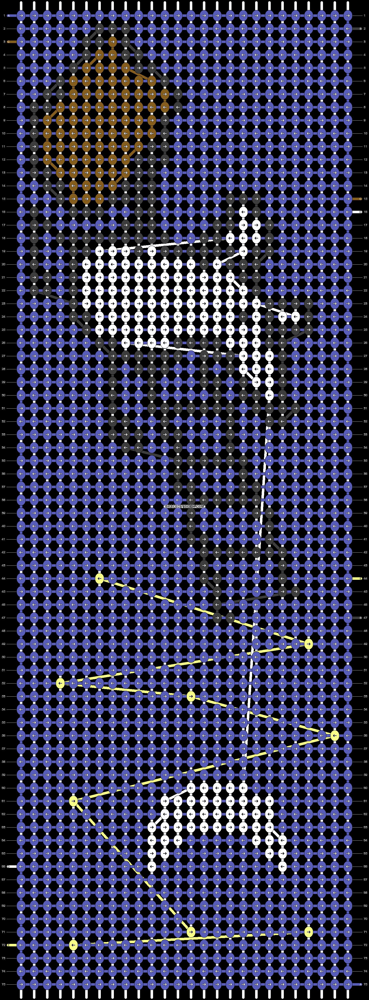 Alpha pattern #38472 pattern