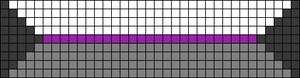 Alpha pattern #38476