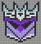 Alpha pattern #38480