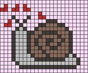 Alpha pattern #38486