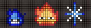 Alpha pattern #38497