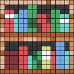 Alpha pattern #38505